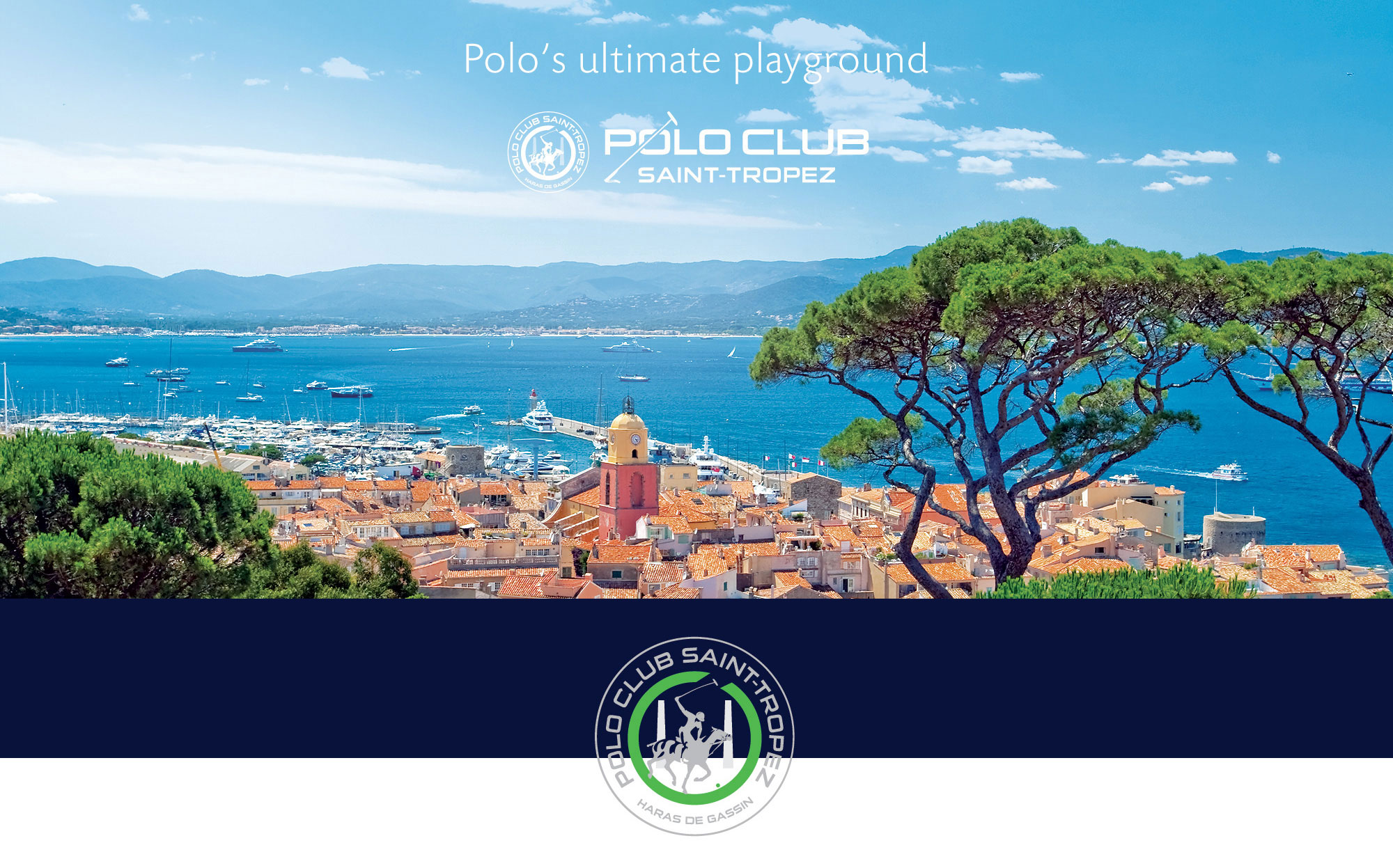 Polo Saint tropez
