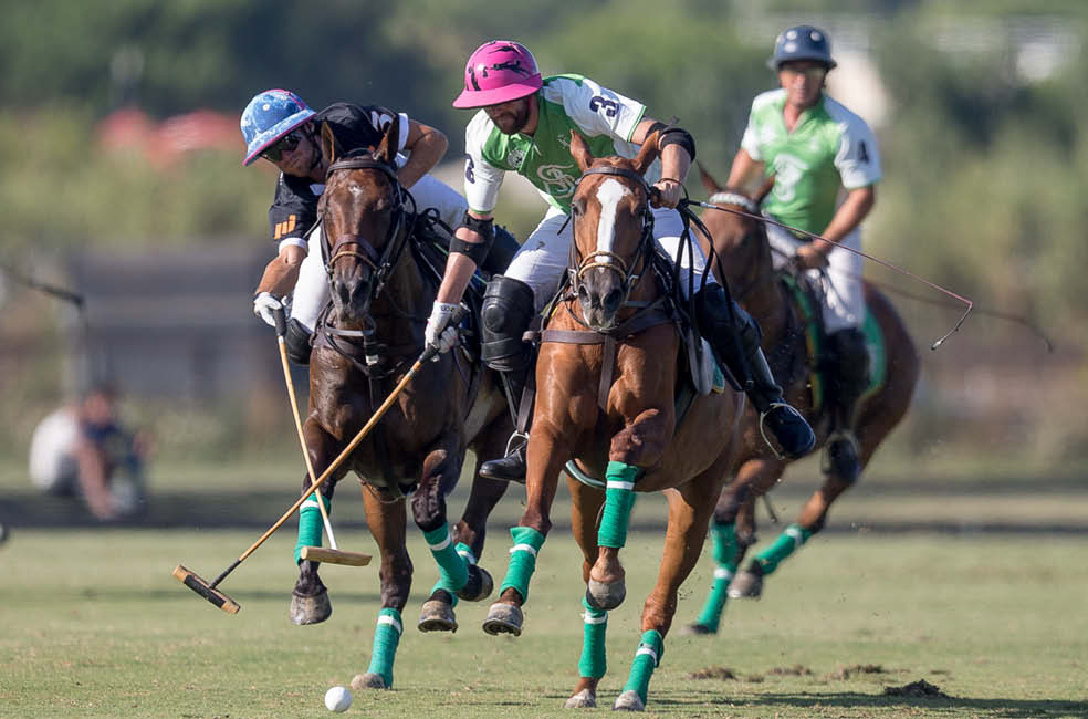 10 POLO TOURNAMENTS